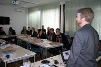 Nick Jukes - workshop in the Ministry of Agriculture 1