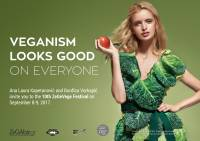 Veganism looks good on everyone