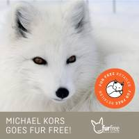 Michael Kors goes fur free