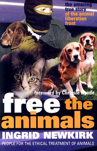 Literature - Ingrid Newkirk: Free the animals [ 28.78 Kb ]