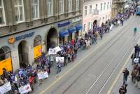 Zagreb demo against the seal slaughter 29 [ 112.23 Kb ]