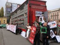 Protest against live animal transport 21 [ 120.62 Kb ]