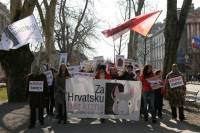 Anti-fur protest Zagreb 2009 t [ 86.04 Kb ]