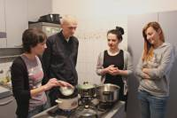 Cooking workshop, 24th january 2015