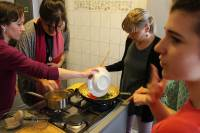 Cooking workshop, 28th March 2015