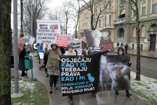 March for the animals, photo: Ana Mihalić [ 484.43 Kb ]