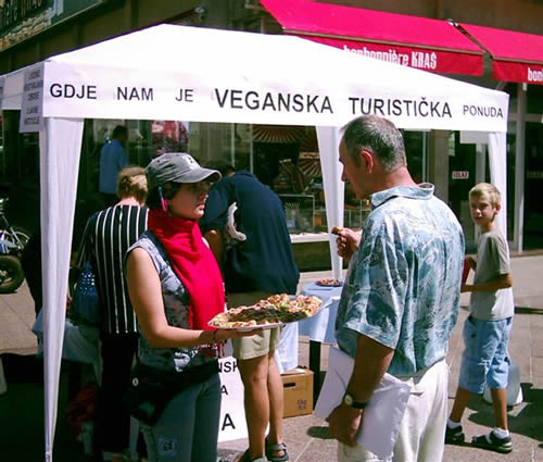 Tourists are vegetarians, too - Rijeka 1