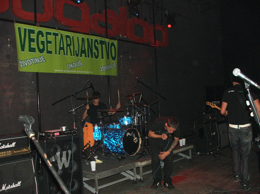 Concert on World Vegetarian Day2