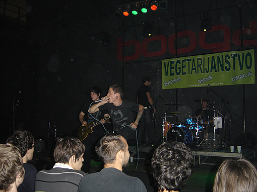 Concert on World Vegetarian Day4