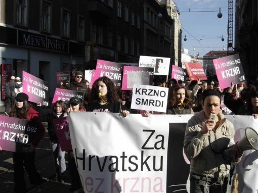 Loudly For Croatia Without Fur 7