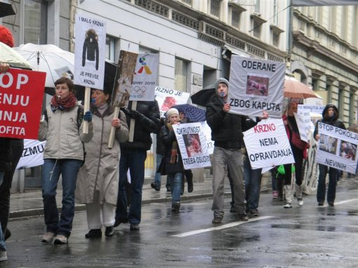 Anti-fur demo Zagreb 2010 g [ 112.19 Kb ]