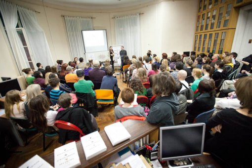 Lecture in Osijek [ 99.20 Kb ]