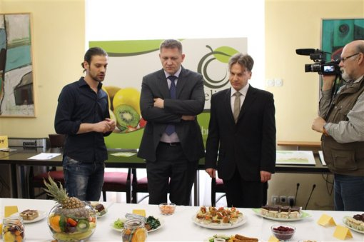 Green Monday with the mayor of Samobor [ 135.23 Kb ]